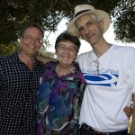 Eric Smith, Joanie Brevis and Tom White